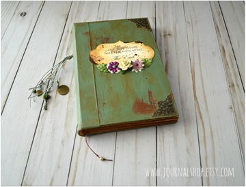 Picture of Vintage Wedding Journal - Happily Ever After